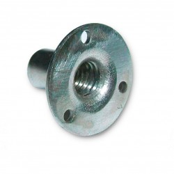 SCREW ON T-NUT 8MM
