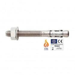 BOLT INDEX INOX M12x110mm