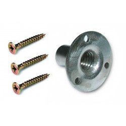 Screw on T-NUT 10mm